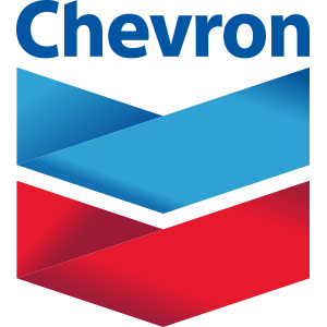 Chevron is one of the top matching gift companies.