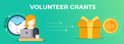 Volunteer grants are another impactful form of CSR programs for companies.