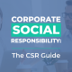 Learn more about corporate social responsibility!