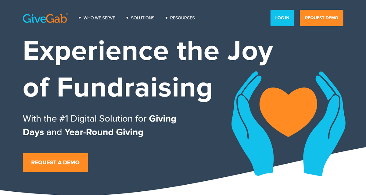 Learn more about GiveGab, one of the top Salesforce apps for nonprofits.